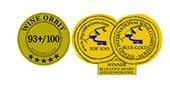 SIWC & 93 medal